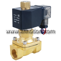 2N Series Normally Open Solenoid Valve pictures & photos