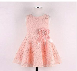 4867514a6573 China 2015 Latest Lovely Sleeveless Lace Vest Princess Baby Girls ...