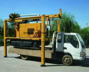 300m drilling depth, Model SNR300C multifunctional water well drilling rig pictures & photos