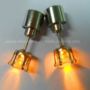 Party Flashing Glowing Earring with Laser Logo (4901)