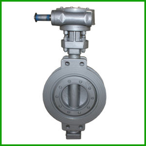Triple Offset Metal Seal Stauinless Steel Wafer Butterfly Valve