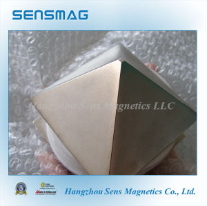 High Quality Pyramid Permanent Neodymium NdFeB Magnet with RoHS pictures & photos
