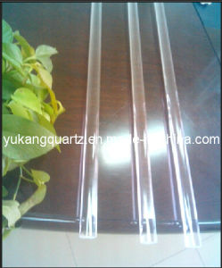 Quartz Rod Used for Semiconductor Industry pictures & photos
