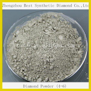 Cheap Price Hot Sale 4-6 Industrial Synthetic Diamond Micro Powder