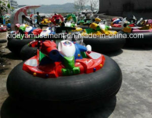 Enjoyable Popular Water Park Equipment Adult Electric Bumper Boat