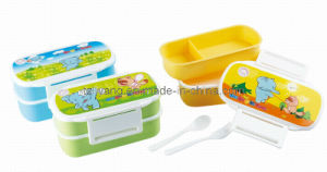 Hot Stamping Foil for Plastic Lunch Box pictures & photos
