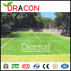 Outdoor Tennis Court Artificial Grass (G-2046) pictures & photos