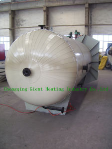 Medical Waste Treatment Autoclave--Mws1600 (Capacity: 1600kg/cycle, 20t/day)