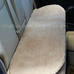 Tufted Microfiber Chenille Car Mat Floor Mat for Set (50*50, 50*50, 50*135)