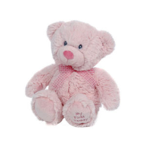 Super Soft and Stuffed Pink Plush Teddy Bear