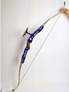 China Competition Recurve Bow-Magnesium Alloy Riser-Archery