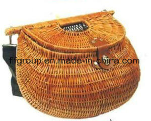 Suspend Type Willow Basket with Customized Shape and Size pictures & photos
