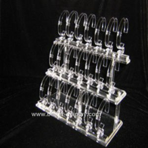 Clear Acrylic Watch Display Tower Btr-F1022 pictures & photos