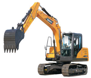 Sany Sy140c-9I Knuckle Boom Excavator