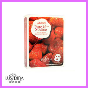 Strawberry Essence Delicate Facial Mask pictures & photos