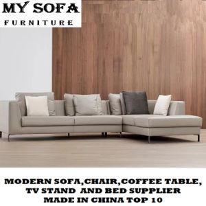 China L Shape Leather Sofa Fabric
