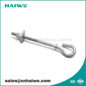 Hot-DIP Galvanized Steel Lag Screw pictures & photos