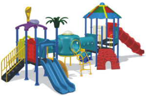 Plastic Children Playground (BW-214A)