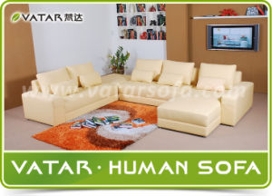 China Sofa S917 Light Yellow