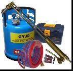 Gyjd Lever Type Oxy-Gasoline Cutting Torch Package (GY100C)