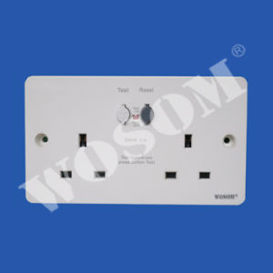 RCD Protected Safety Socket (WSSP-2)
