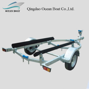 Dyz480b Fashion New Style High Quality Boat Trailer for 5m Boat