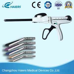 Disposable Laparoscopic Linear Cutter Surgical Stapler Instruments pictures & photos