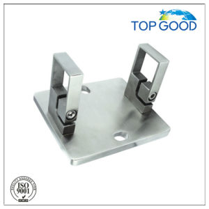 Stainless Steel Square Post Wall Mount Bracket