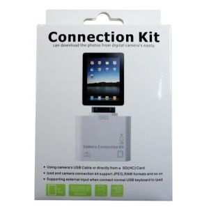 Card Reader for iPad (5 in 1 KIT)