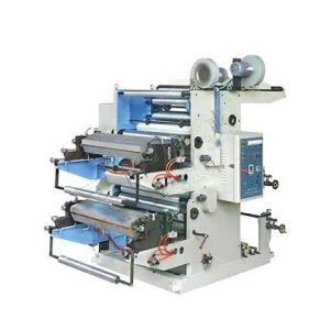 Double-Color Flexography Printing Machine (YT2600)