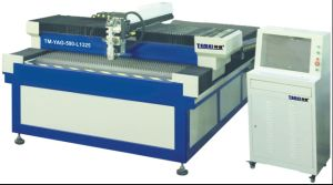 Laser Metal Cutting Machine (TM-YAG-L1325-500)