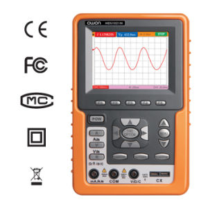 Digital Storage Oscilloscope - 20M Handheld Series, Single Channels (HDS1021M)