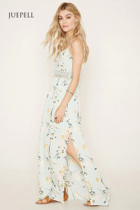 Floral Cami Maxi Dress pictures & photos