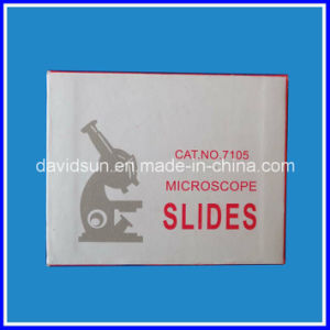 Microscope Glass Slides, Prepared Microscope Slides pictures & photos
