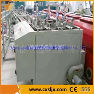 Promotion 16-32mm One Extruder Four Pipe PVC Pipe Extrusion Machine pictures & photos