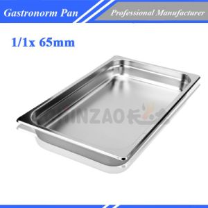 Gastronorm Food Container, Stainless Steel Gastronorm Pans, Gn Pan 1125A pictures & photos
