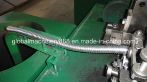 Galvanized Steel Flexible Conduit Machine