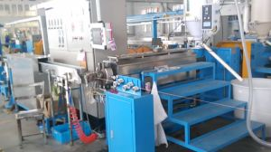 High Capacity BV BVV Bvr RV Cable Wire Plastic Material Extrusion Extruder Machine pictures & photos