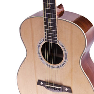 "40"" High Quality Practice Acoustic Guitar pictures & photos"
