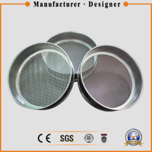 Vibrating Test Sieve for Laboratory Particle Size Analysis pictures & photos