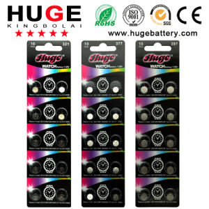 KBL Silver Oxide Battery & Watch Battery (SR321 SR377 SR397) pictures & photos