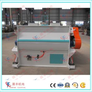 Factory Price High Quality Single Shaft Mixer with ISO, Ce, SGS pictures & photos