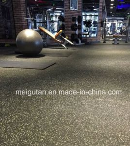 High Quality Crossfit Rubber Gym Flooring