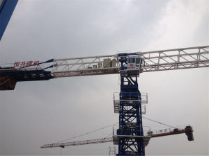 6t 5013 Topless Tower Crane From Tower Crane Manufacturer China pictures & photos