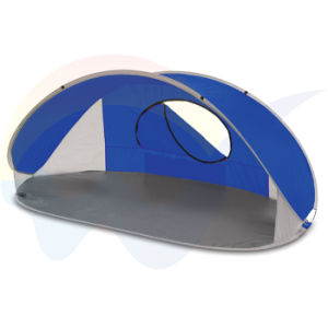 New Style Beach Tent with Back Window / Outdoor Camping Tent and Resistance UV