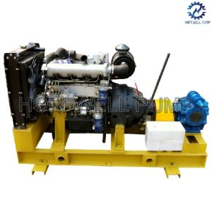 CE Approved KCB960 Diesel Engine Driven Gear Oil Pump pictures & photos