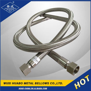 Yangbo Stainless Steel Rubber Flexible Corrugated Hose pictures & photos