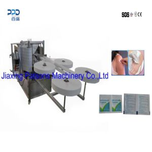 New Arrival Automatic Bzk Antiseptic Towelette Machine pictures & photos