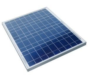 Easy Installation Poly-Crystalline Solar Modules High Resistance Again Wind Pressure pictures & photos