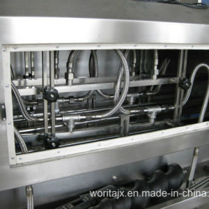 Wd-T1000manual Labeling Machine- Steam Shrink Tunnel (WD-T1000) pictures & photos